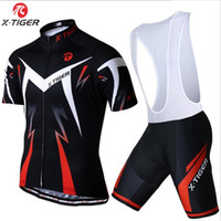 Hot X- TIGER short- sleeved Jersey harness set summer men and ...