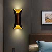 주도 야외 방수 벽 램프 호텔 빌라 클럽 하우스 열 방을 살고 창조적 방습 작은 허리 벽 램프 아래로 R23