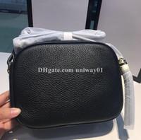 고품질 정품 가죽 여성 가방 지갑 일련 번호 코드 어깨에 매는 가방 여성 메신저 가방