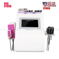 USA STOCK Salon weight loss machines 9 in 1 cavitation rf sl...