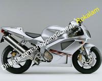 SP1 SP2ホンダVTR1000 VTR 1000R 1000 VTR1000R RC51シルバーボディワークオートバイコンプリートセット2000 01 02 03 05 2006