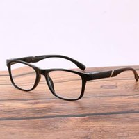Square Thin Frame Reading Glasses Unisex Colorful Fashion Re...