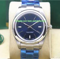 8 Style TopSellering Guarda di alta qualità Perpetuo 31mm 36mm 39mm 114300 Asia 2813 Movimento Automatic Mens Man's Watch Orologi da donna Orologi da donna
