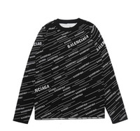 Die neuesten internationalen High-End-Pullover Herren- und Damenbekleidung High-End-Sweatshirt modische Jacke