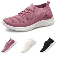 2020 Целые продажа работает носки обувь для женщин черный бежевый розовый дышащие мягкие спортивные тапки размер 36-41 свободная перевозка груза два