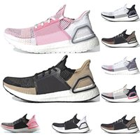 2019 Hot Ultra UB 5.0 tênis Ultra UB Das Mulheres Dos Homens Rosa Oreo REFRACT Limpar Brown Escuro Pixel Trainer Sports Sneakers 36-45