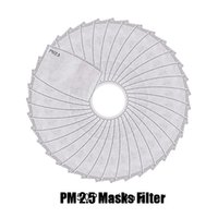 Breathable PM 2. 5 Filter Paper for Anti Haze Dust Face Mask ...