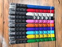 골프 면사 미끄럼 방지 그립 표준 중간 크기 혼합 배치