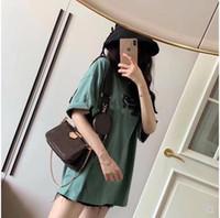 سلسلة الجملة أعلى جودة جلد طبيعي المرأة حقيبة كلاسيكي طباعة رسالة حقيبة اصلية المحفظة بطاقة جلدية CROSSBODY محفظة حقيبة 3CS