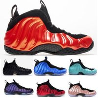 Mens Penny Hardaway 1 One Basketball Shoes Sneakers Man Red ...