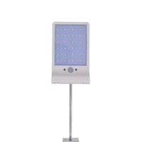48 LEDS التحكم عن بعد 450LM مصباح للطاقة الشمسية جسم الإنسان التعريفي الجدار الخفيفة 3 نماذج عكس الضوء في الهواء الطلق حديقة ساحة مسار مصابيح