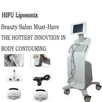 2019 hifu lipoosonix 2 em 1 máquina de lipoaspiração ultra-sônica lipohifu pele spa máquina lipoasônica emagrecimento terapia salão de terapia