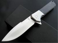 VOLTRON V20 G10 aleta plegable rodamientos de bolas cuchillo que acampa de bolsillo de la fruta pesca cuchillos de herramientas EDC navidad cuchillo del regalo para el hombre Admi
