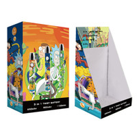 하나 개의 디스플레이 상자에서 가장 인기있는 전자 담배 충전 슬림 vape 펜 가변 전압 (510) vape 배터리 카트리지 펜 18 개