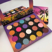 Coconut Tree Eye shadow Palette Weekend Festival 20 Colors E...