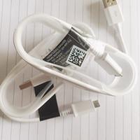 삼성 갤럭시 원래 마이크로 USB 케이블 빠른 충전기 1.5M 케이블 참고 4 S4 S5 S6
