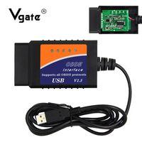 OBD2 ELM327 V1. 5 USB Scanner PIC18f25k80 OBD OBDII Car Diagnostic-Tool odb2 ELM 327 Scan Tool CAN-BUS Code reader PK elm327 V2. 1