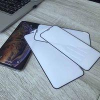 강화 PET 화면 보호기 유리처럼 버블 - 무료 아이폰 (11) 프로 맥스 XS MAX XR 6 7 8 삼성 플러스 note10하지 강화 유리에 대한