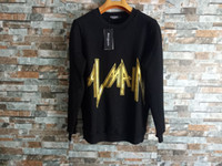 New Balmain Hoodies Mens Stylist Hoodies Street High Quality...