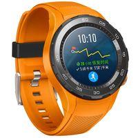 Huawei original reloj de 2 Smart reloj de la ayuda 4G LTE llamada de teléfono del GPS NFC monitor de ritmo cardíaco Esim Reloj Para Android iPhone iOS impermeable
