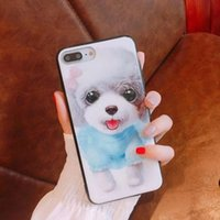 Cell Phone Cases New Porcelain Porcelain Dog iPhone XS MAX m...