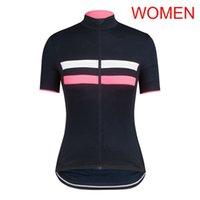 Rapha equipe mulheres ciclismo jersey 2021 mtb bicicleta roupas bicicleta maillot meninas verão respirável respirável tops uniformes y051701