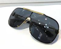 Luxus 2168 Sonnenbrillen für Männer Mode Design Full Frame UV400 UV Schutz Objektiv Steampunk Sommer Square Style Comw mit Paket