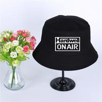 6c5ada4290e2 Nuevos llegados. Moda Hardwell Logo Summer Hat Mujeres Hombres Panamá  Sombrero Bucket Hardwell Logo Design Flat Sun Visor ...