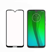 Screen protectors Edge Full Cover Tempered Glass For Motorola MOTO G7 power GPOWER2021 MOTOGPLAY2021 GSTYLUS2021 LG V40 Aristo5 Aristo6 with 10 in 1 paper packages