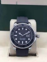 The best New yacht m226659 men 42mm automatic sapphire stain...