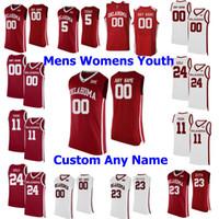 NCAA Olahoma раньше баскетбол майки по баскетболу 35 Брэди Манек 12 Остин и 21 Кристиан Дулиттл Аарон Calixte Christian James Custom STTCHED