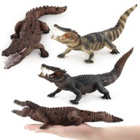 Crocodile Toys Action Figure Model Toy Figurine Realistic Si...