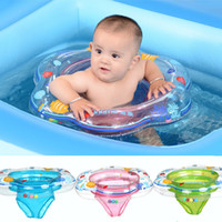 Summer Baby Swimming Pool Accessories Float Toy Infant Ring ...