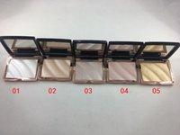 Wysoka jakość! Nowy iluminator makijażu 5 Kolor Highlighter Surligneur Highlighter Darmowa Wysyłka