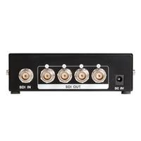 trasporto libero nessun compressione alcuna distorsione SDI audio video splitter 3G HD 1080P 1x4 1 ingresso 4 uscite 4 porta video SDI splitter