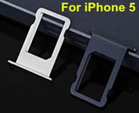 Бесплатный DHL для iPhone 5 5s 5c SE лоток для SIM-карты держатель для SIM-карты заменяет оригинальный лоток