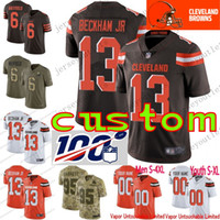differently 3477d 57813 Wholesale Baker Mayfield Jersey for Resale - Group Buy Cheap ...