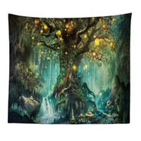 Tree Tapestry, Tree of Life Themed Arrangement with Thirving...
