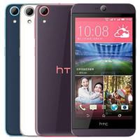 تم تجديده الأصل HTC الرغبة 826 826W المزدوج سيم 5.5 بوصة الثماني الأساسية 2GB RAM 16GB ROM 13MP مفتوح 4G LTE الهاتف الذكي الروبوت DHL 10PCS