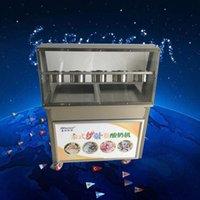 Коммерческая горячая продажа квартира жареной машины мороженого завод цена / жареное мороженое машин / обжаривает машин мороженого