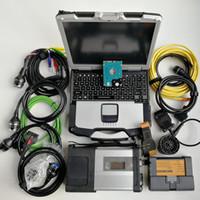 도구 BMW ICOM A2 B C MB Star C5 SD Connect 5 WiFi Compact 4 1TB HDD V06.2021 소프트웨어 사용 노트북 CF-30