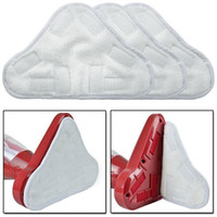 Microfibra Steam Mop Home Durable Limpieza Piso Lavable Pastilla de reemplazo Limpieza Hogar Limpiador Cleaner Accesorio LJJP17