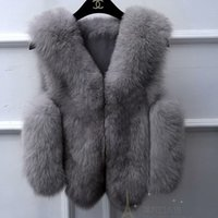 af282945077 ... Winter Women Long Faux Fur Coats Furry lady Fake Coat Jacket High  Quality abrigo pelo mujer. US  31.82   Piece. New Arrival