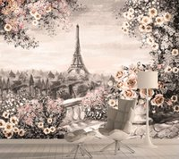 3d Photo Mural Wallpaper Nature for Kids Living Room Wall Pa...