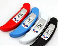 YS103 sn012B PT301 Klappküche Kochen Lebensmittel Fleisch Sonde Digitale Thermometer Elektronische BBQ Gas Ofenthermometer Kochen grill