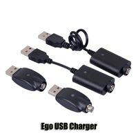 EGO USB Şarj Elektronik Sigara E Çiğ Kablosuz Şarj Kablosu 510 Ego T C Evod Büküm Vizyon Spinner 2 3 Mini Pil