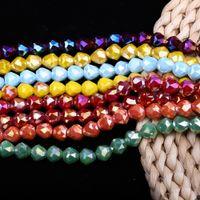 XULIN 8 Beads * 8mm di vetro di cristallo per monili che fanno Diy
