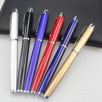 Alto grau de assinatura neutro hotel de presente caneta publicidade Baozhu caneta caneta de metal negócios esferográfica