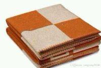 Thick Início Sofá Hot Selling preto laranja vermelha marinha cinza Big Size 145 * 175 centímetros H boa marca quailty cobertor de lã cor 5 145 * 175 centímetros