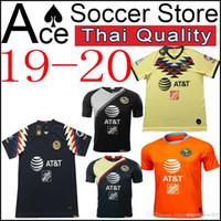 b79c705ed 2019 Club America Jersey 2018 2019 Liga MX Mexico Football Shirt ...